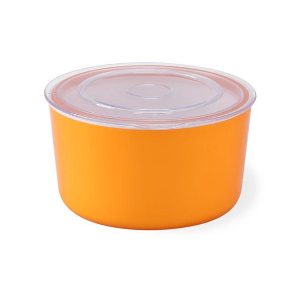 Mina Container Big-White & Tr Orange