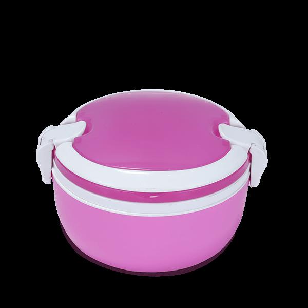Pito Tiffin Box One Bati-Pink