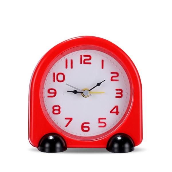Meiya Clock- Red