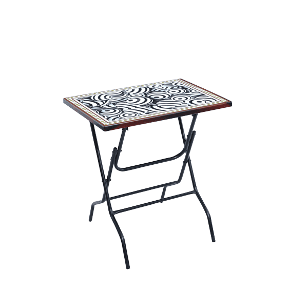 Restaurant Table 2 Seat St/Leg Print Snowball-RW