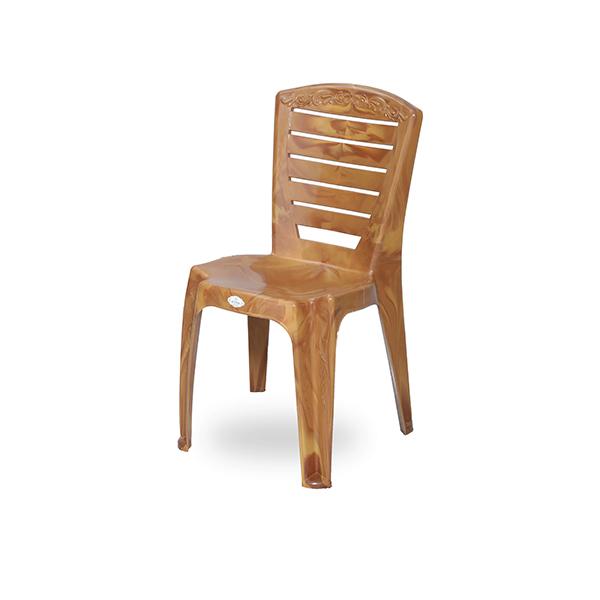 Restaurant Chair (Deluxe) - Sandal Wood