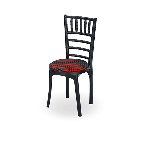 Classic Art Sofa Chair - Black