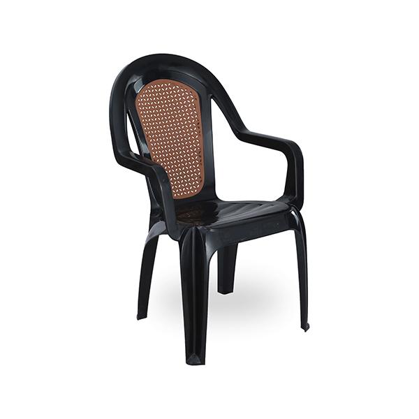 Royal Chair (Star) -Black