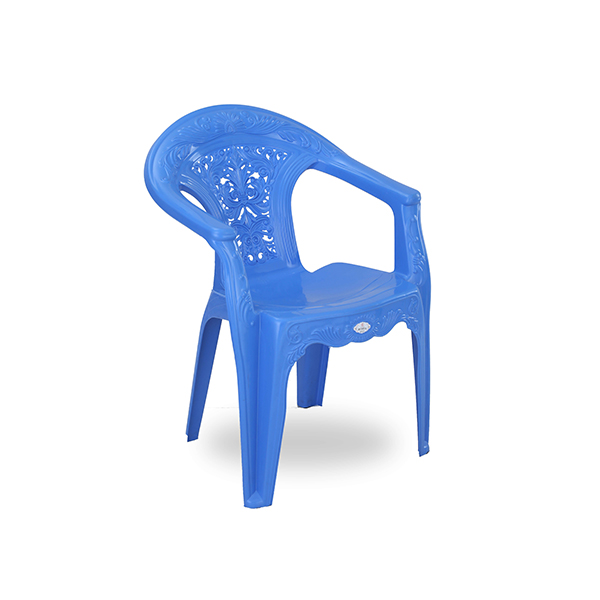 King Chair (Majesty) - SM Blue