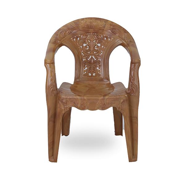 King Chair (Majesty) - Sandal Wood