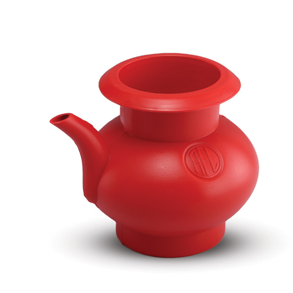 Water Pot Economy With Net 2.5L - Red