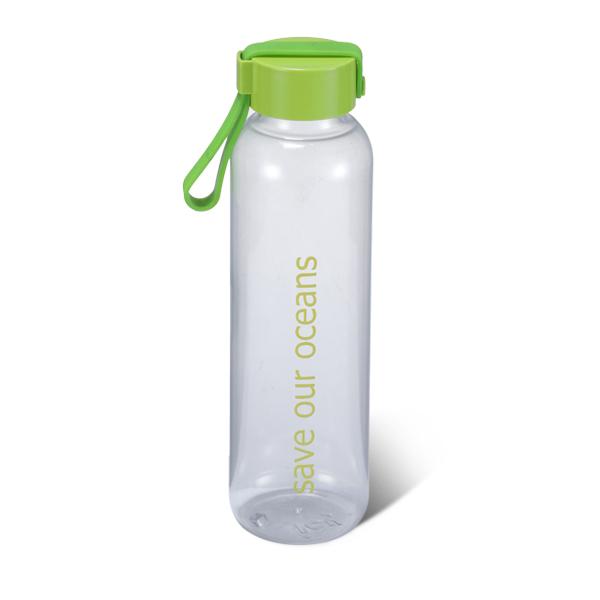 Cyber Water Bottle 550 ML-Assorted