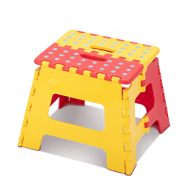 Two Color Magic Stool Small