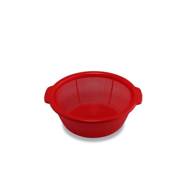 Vegetable Washing Net 26 CM - Red