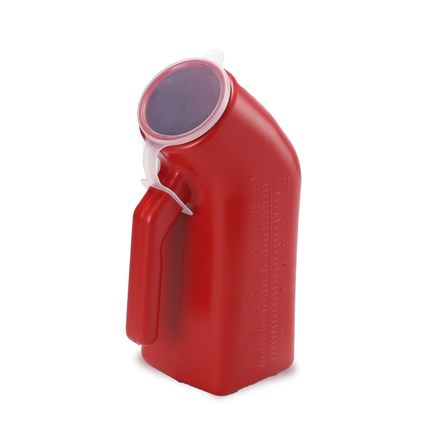 Urinal Container Economy-Red