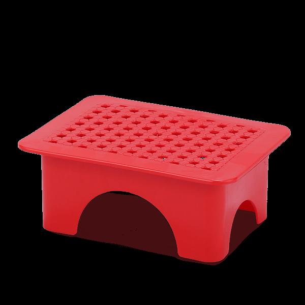 Easy Stool Medium - Red