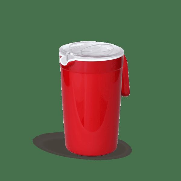 Maisa Jug 2L - Trans Red