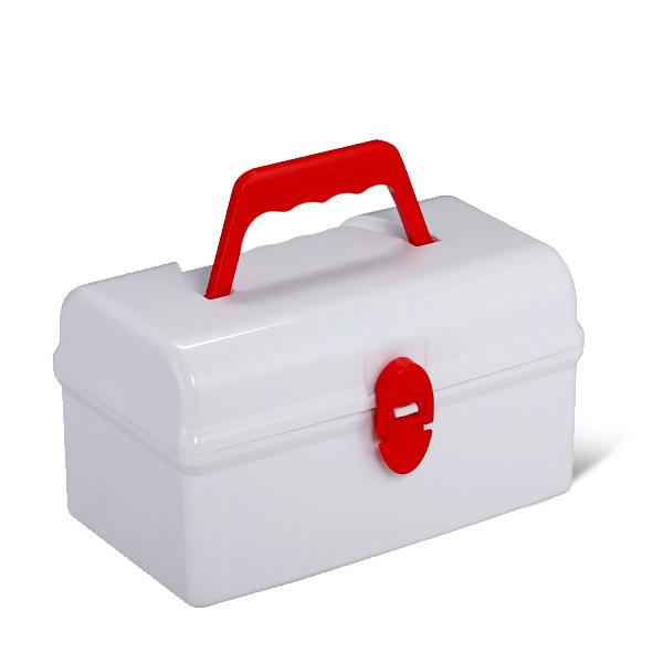 Medicine Storage Box-Universal-White