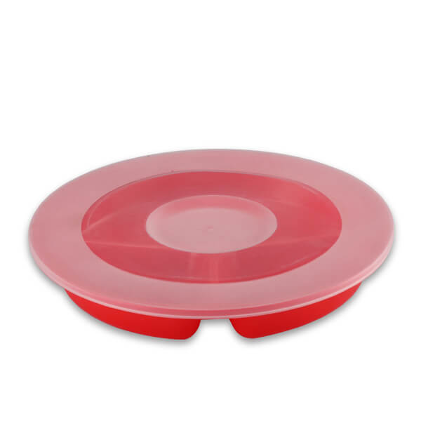 Shulov Spice Tray- Royal Red