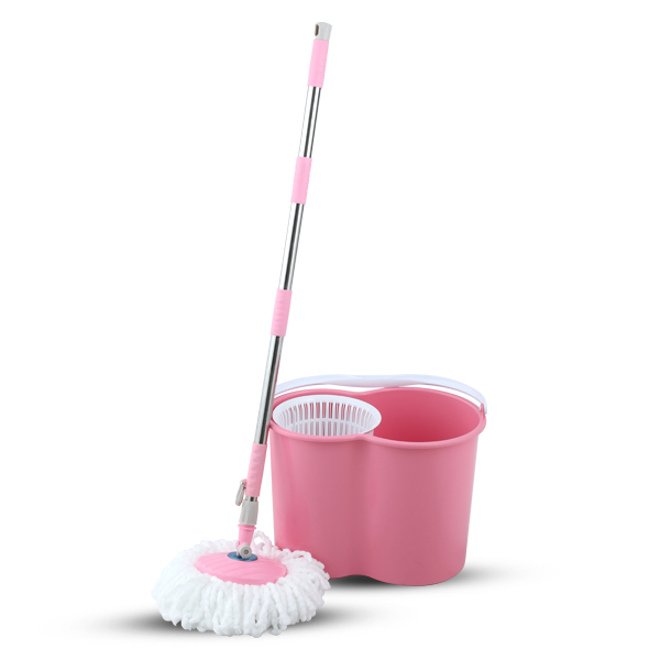 Magic Clean Bucket - Pink