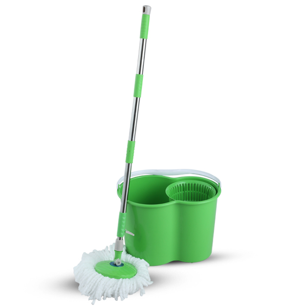 Magic Clean Bucket-Parrot Green